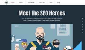 Gifted SEO Hero