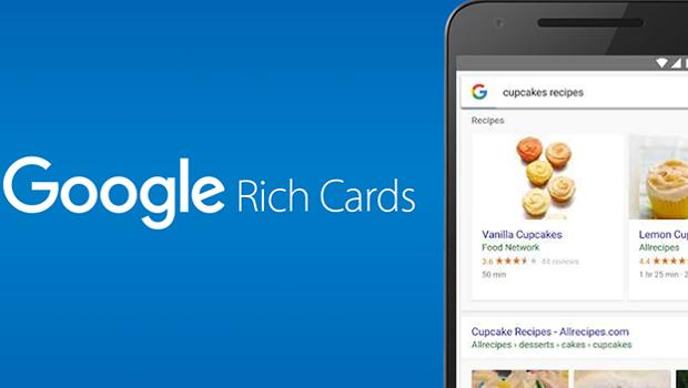 google launched rich cards
